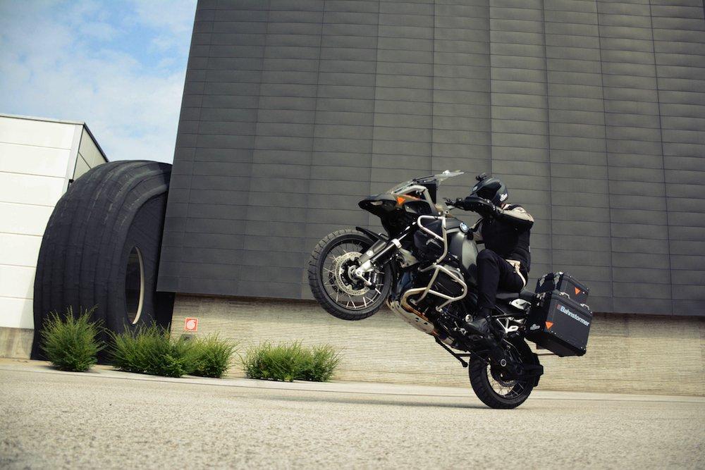Baron's Blog: Motorcycle Faffery