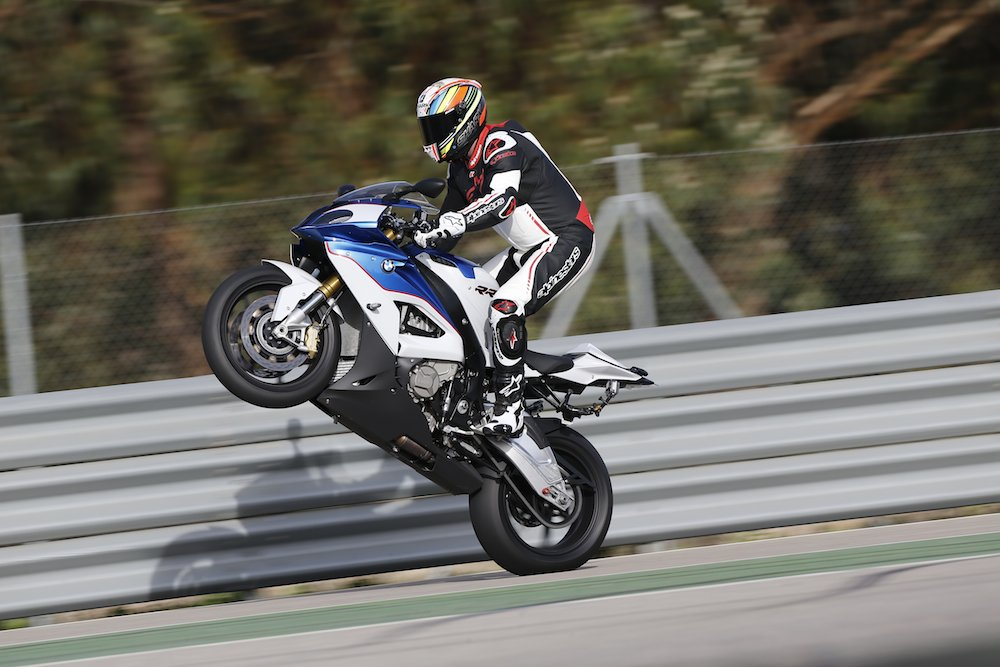 BMW owns 2015: S 1000 RR best-selling supersports