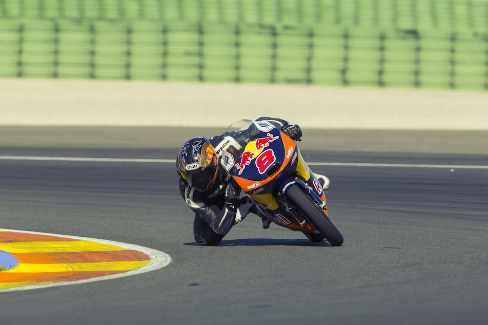 Riding Jack Miller's Factory Moto3 KTM