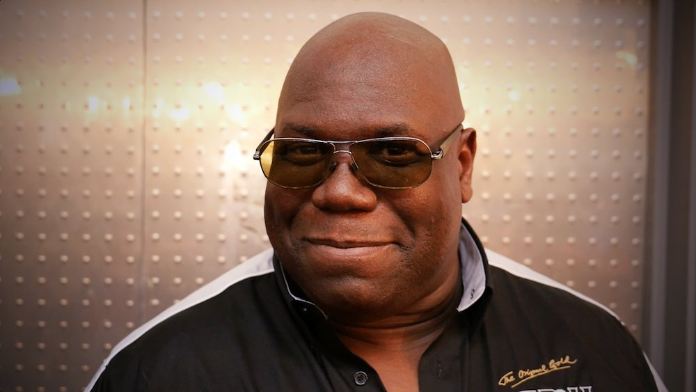Carl Cox: on the ones and two wheels…
