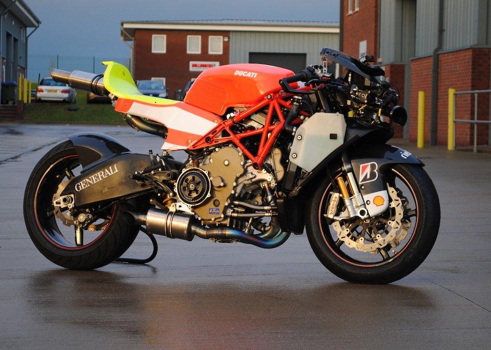 Ducati Desmosedici – Ride-by-Wire Fix