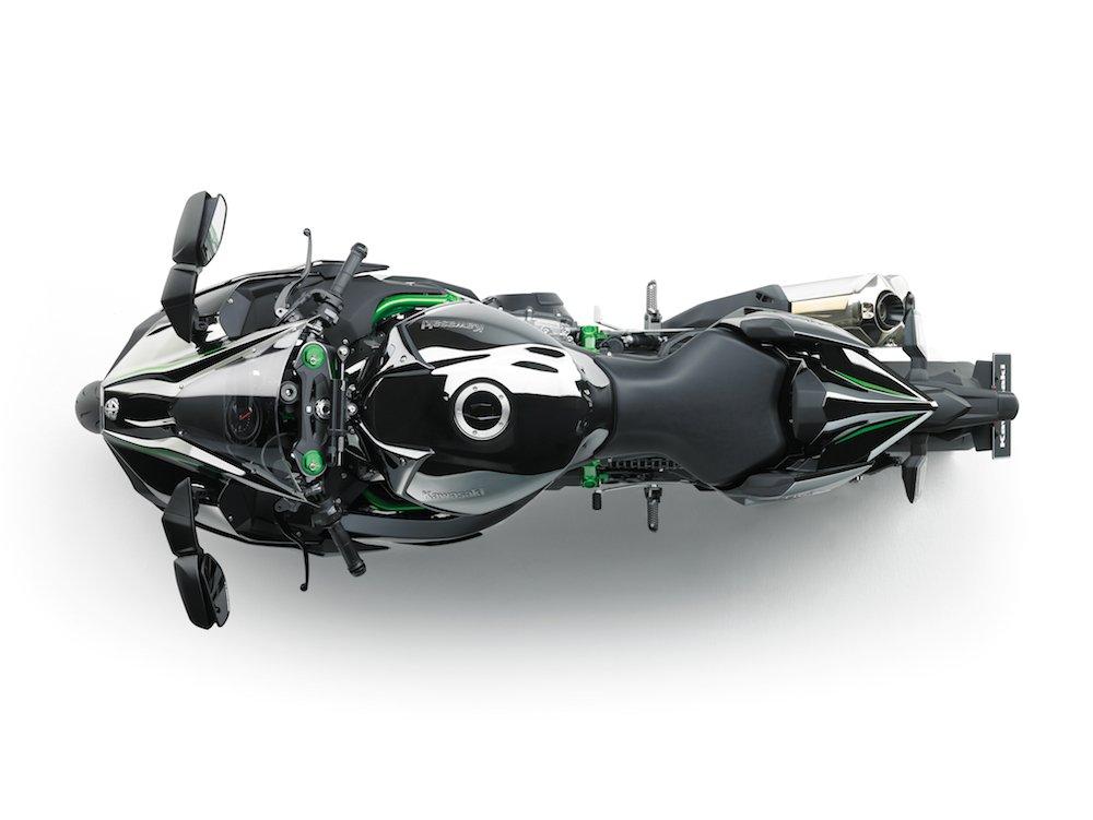 Milan special: Kawasaki H2