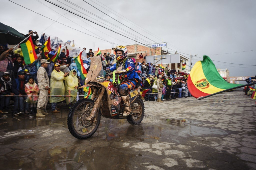 2015 Dakar: Tougher than Tough
