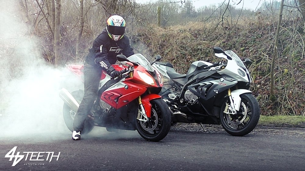 Video: 2015 BMW S 1000 RR Chatter