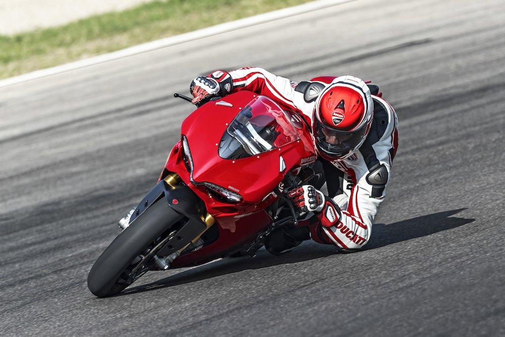 Alessandro Valia – Ducati 1299 Test Pilot