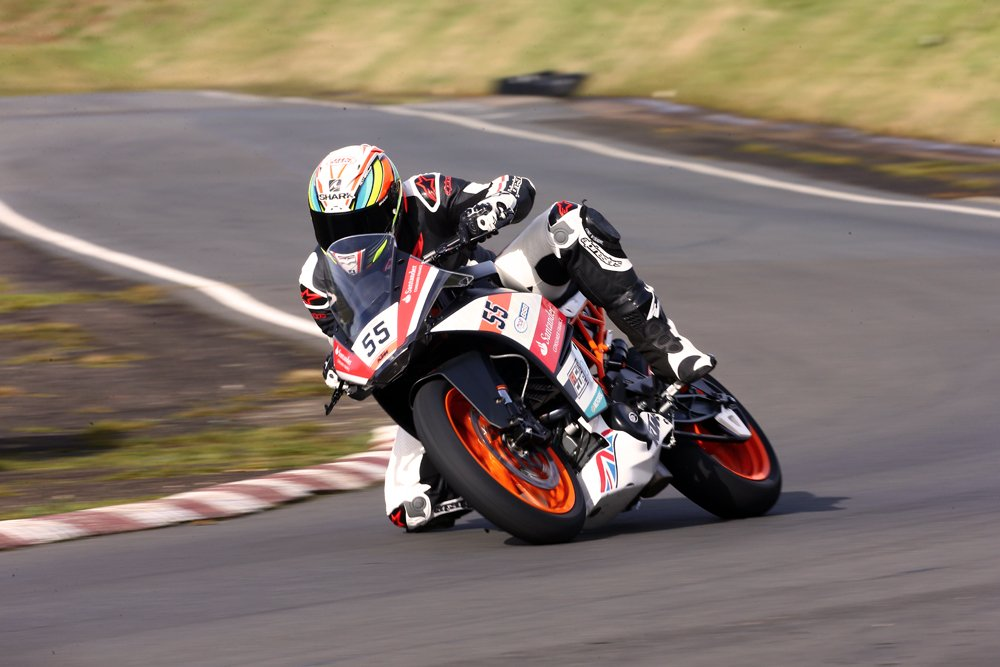Teenage Kicks: KTM RC390 Cup