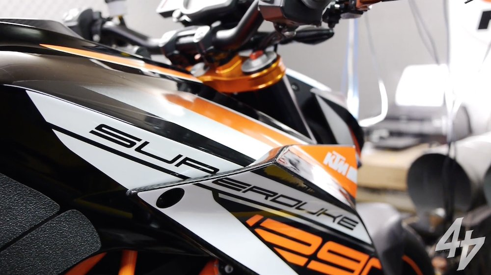 Video: BvG's Super Duke R on the Dyno