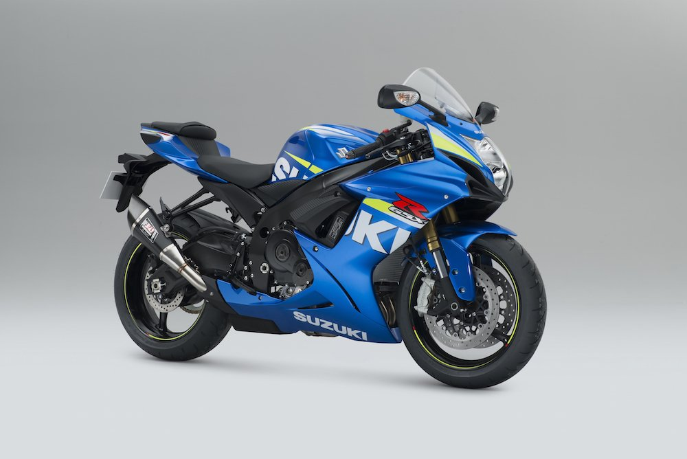 30 Years of the Suzuki GSX-R