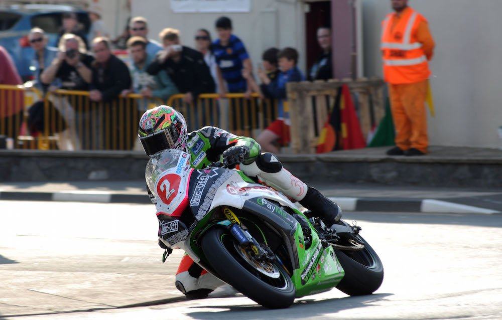 "James Hillier: ""riding the TT with dodgy brakes is quite scary"""
