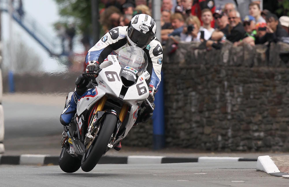 "Michael Dunlop: ""I'm here to win"""