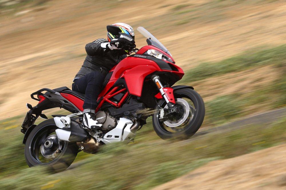 2015 Ducati Multistrada 1200 Review