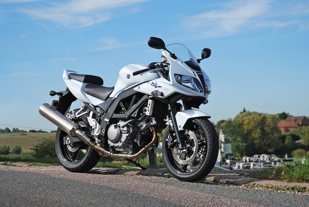 Why the Suzuki SV650 is the best bike. Ever.