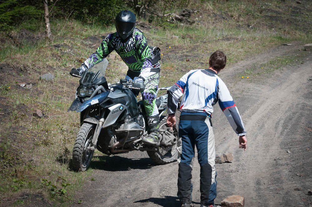 Baron's Blog: BMW Off-Road Skills