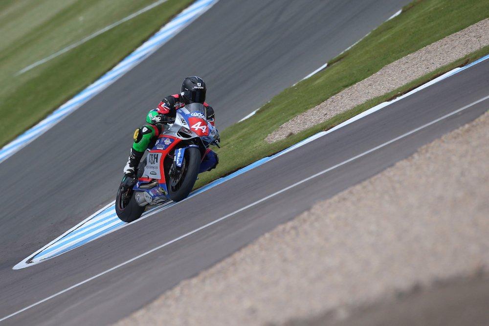Ducati TriOptions Cup: Rd3 Donington Park