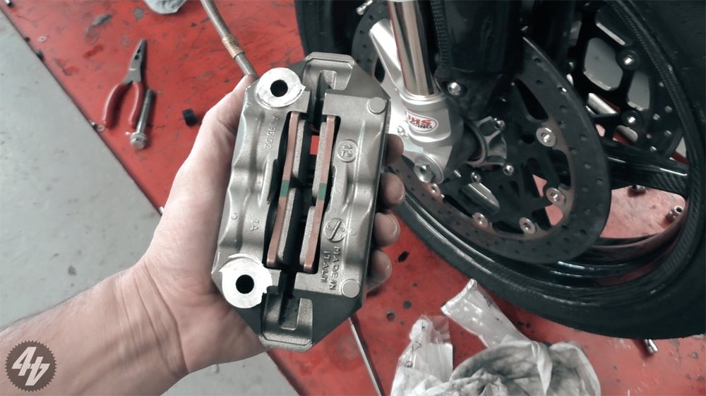 Video: Fireblade Fettling