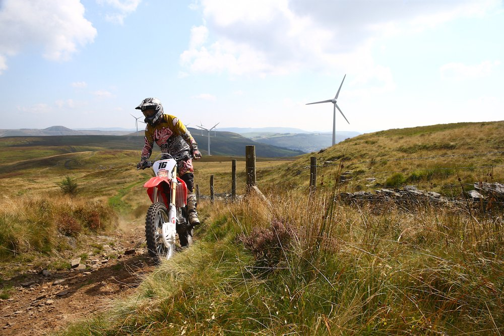 Muddy Rutting with John McGuinness