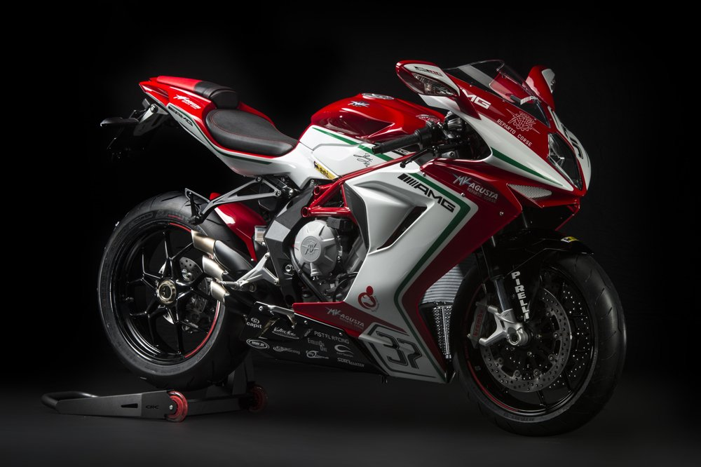 Limited Edition MV Agusta F3 RC