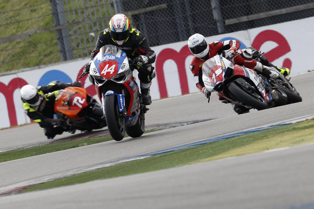 Ducati TriOptions Cup: Rd6 Assen