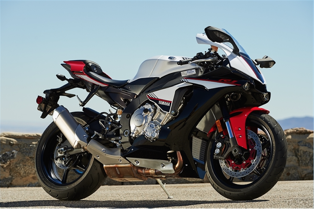 2016 Yamaha YZF-R1S is 'US-only'