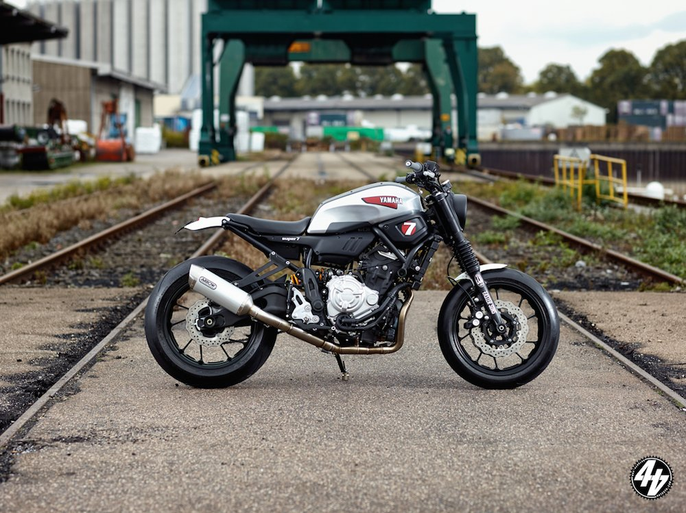 JvB-moto Yamaha XSR700 'Super 7'