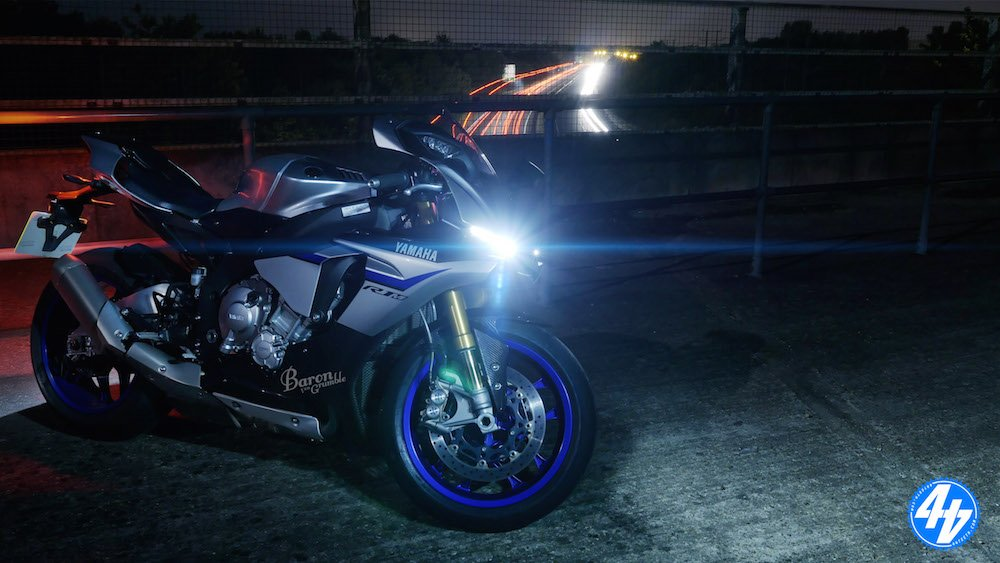 Yamaha R1M: The Beautiful Darkness