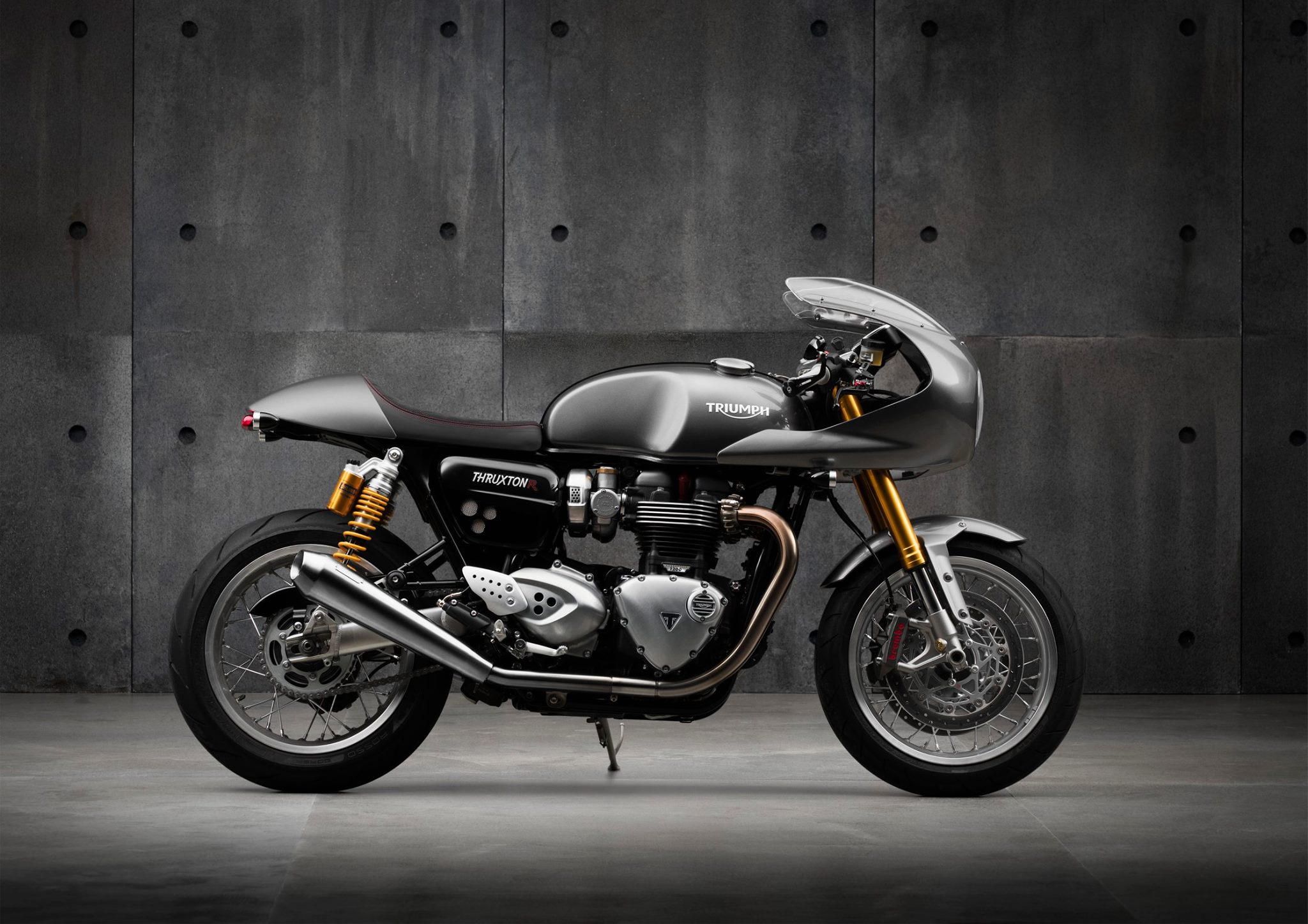 Triumph Releases Five 'New Bonnevilles'