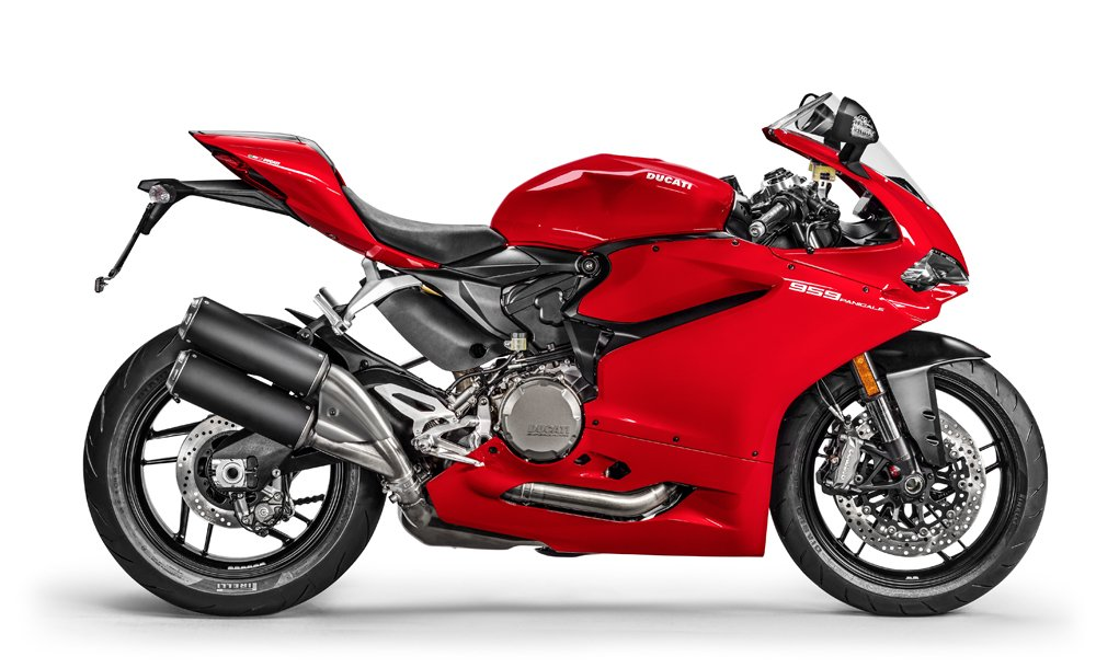 Want to know more about the Ducati 959 Panigale?