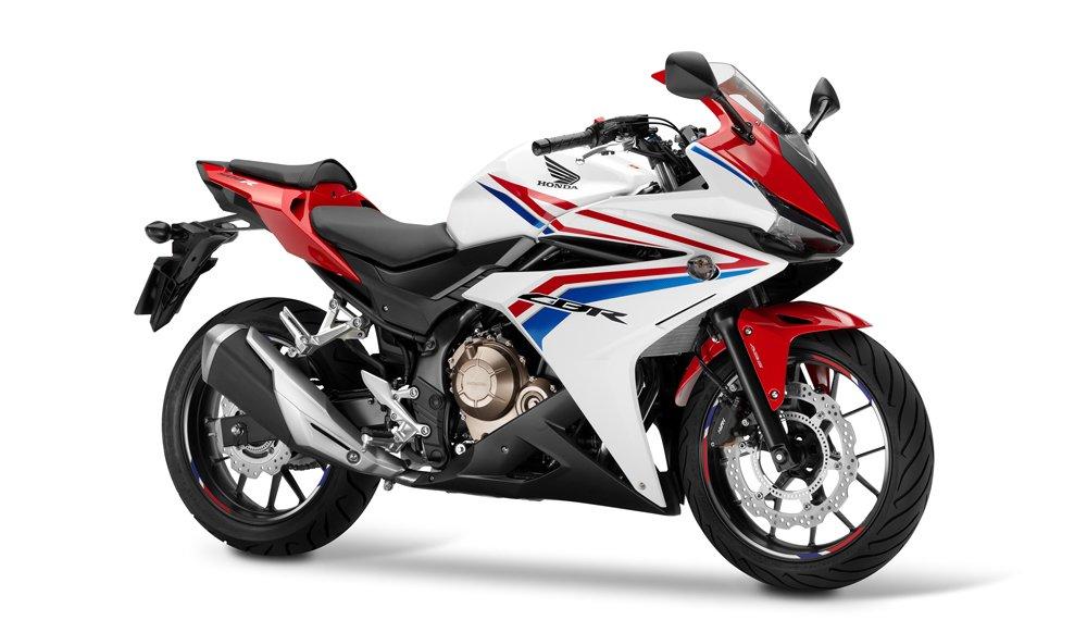 2016 Honda CBR500R + CB500F