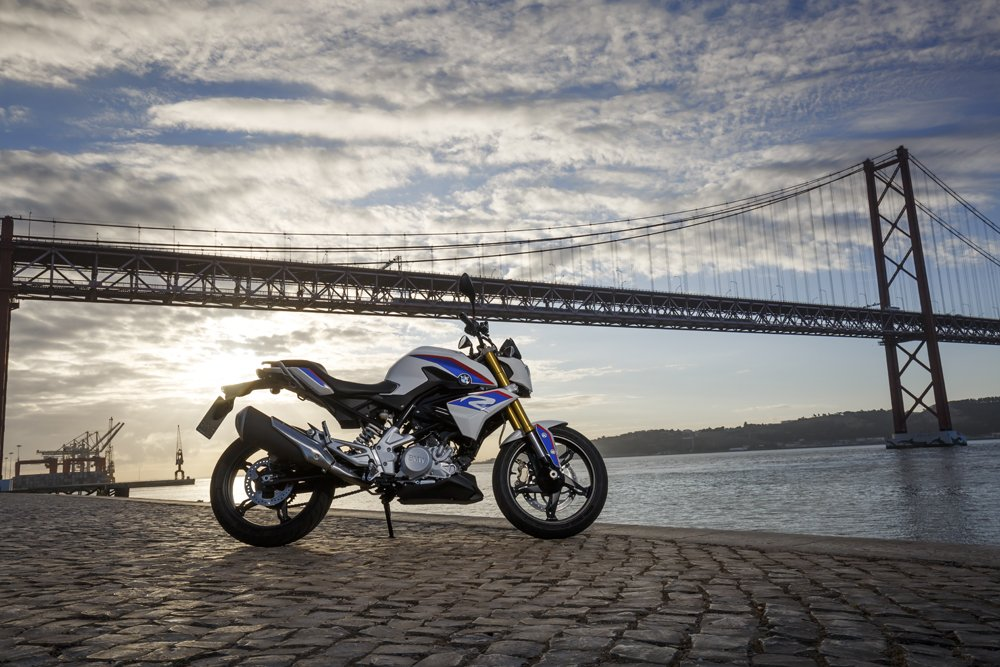 All-new BMW G 310 R