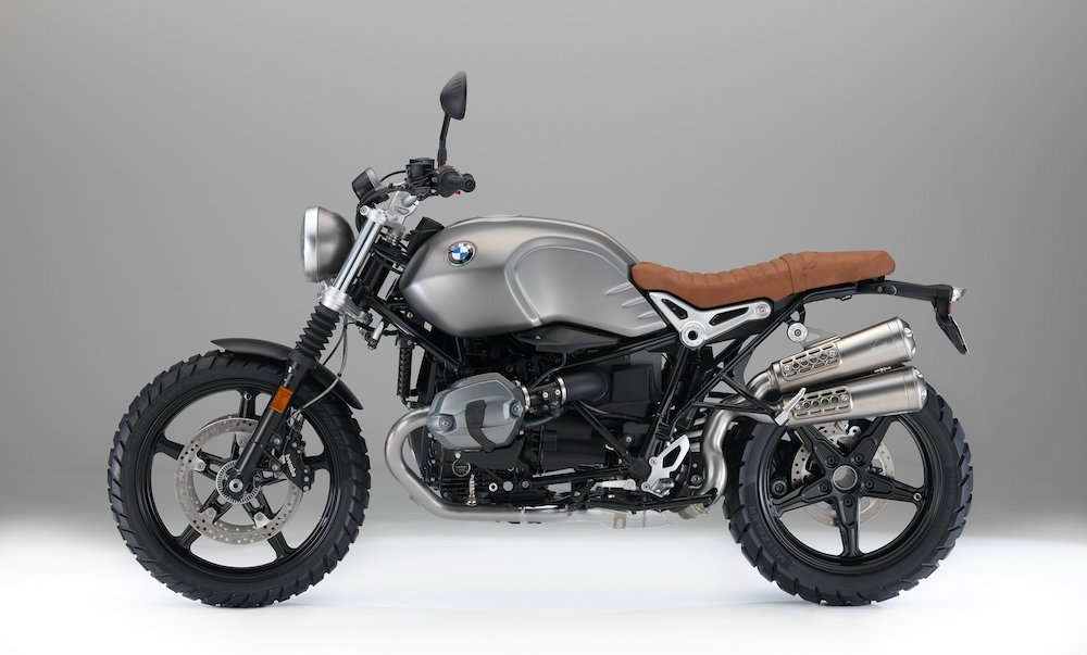 BMW joins the Scrambler revolution