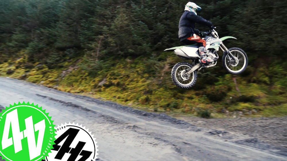 Video: Enduro with Mick Extance