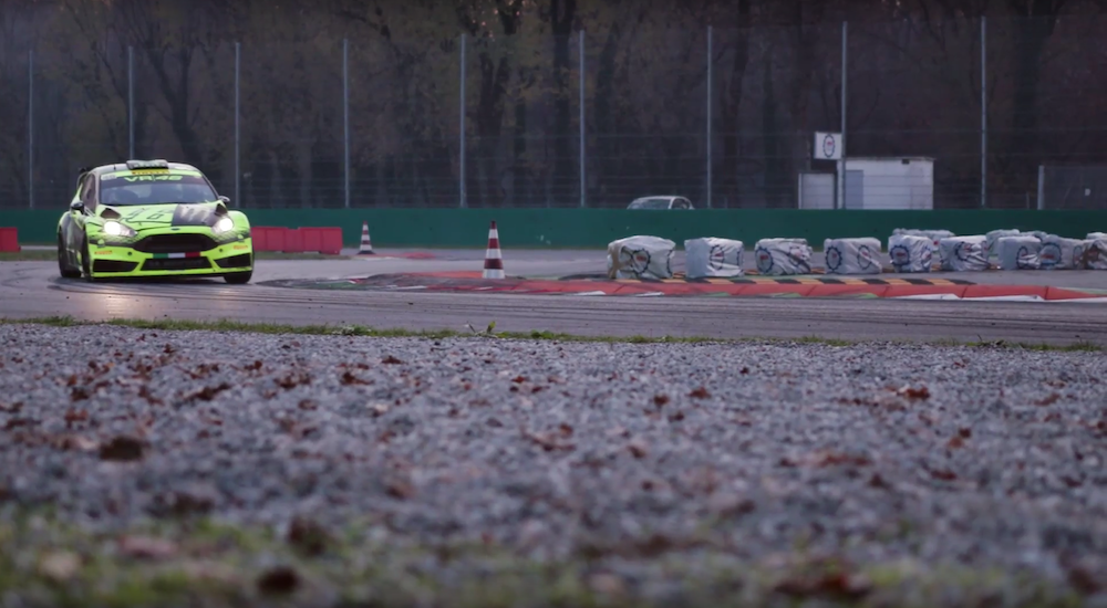 Video: Valentino Rossi's 2015 Monza Rally