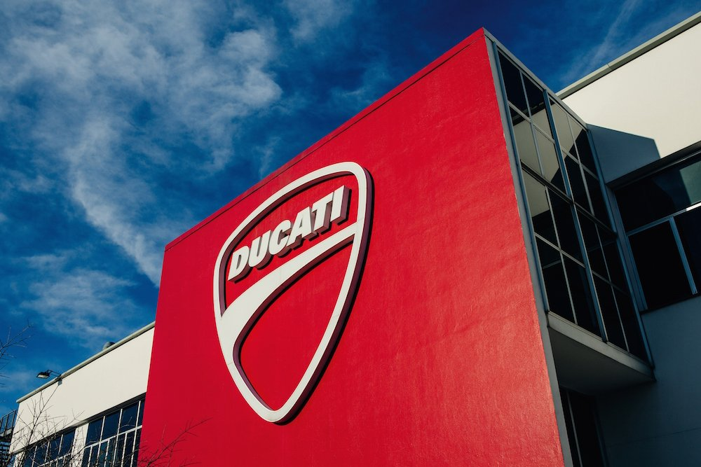 Ducati announce a jolly prosperous 2015…
