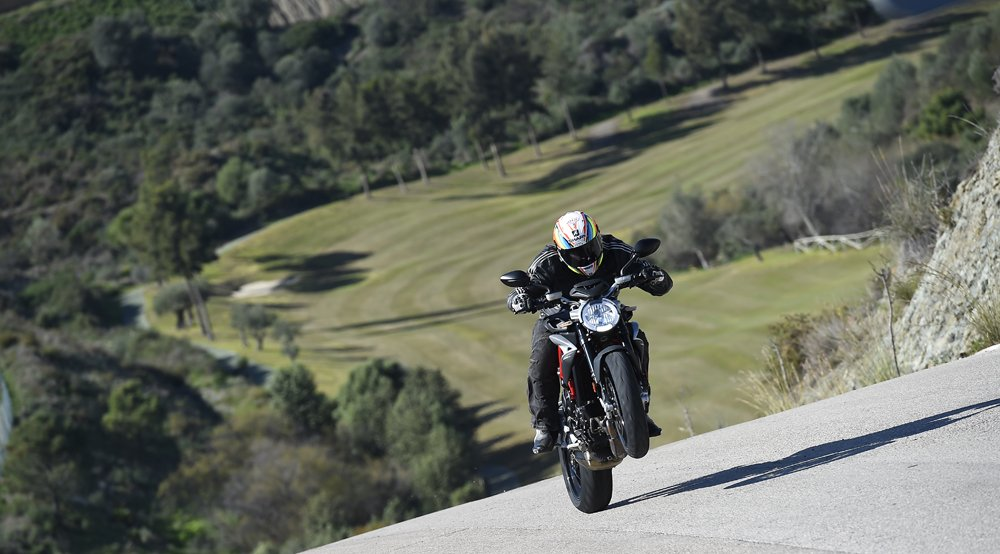 Video: 2016 MV Agusta Brutale 800 Review