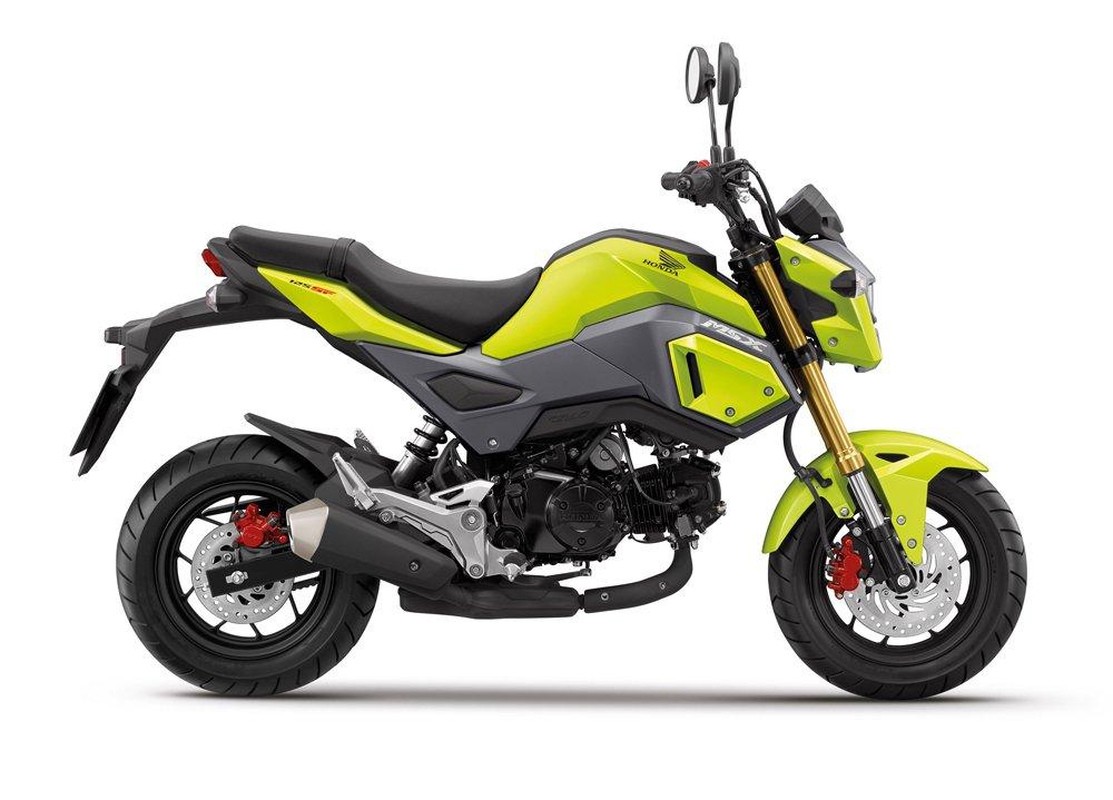 2016 Honda MSX125