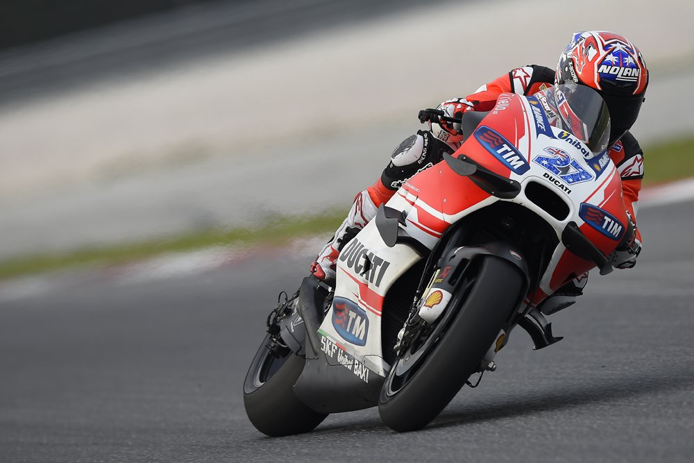 How can Casey Stoner not race in 2016?