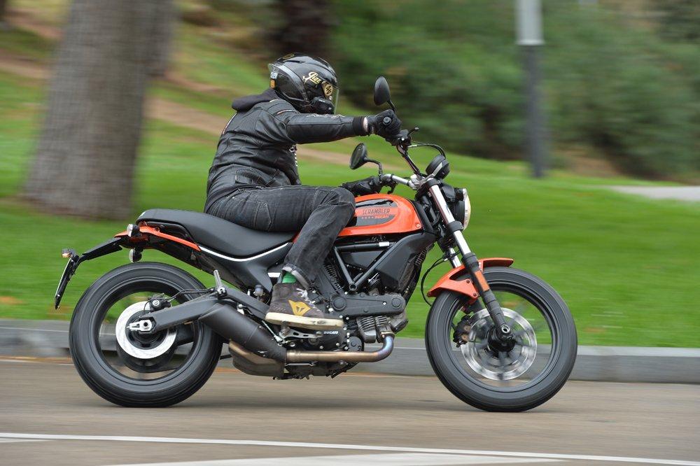 Ducati Scrambler Sixty2 Review