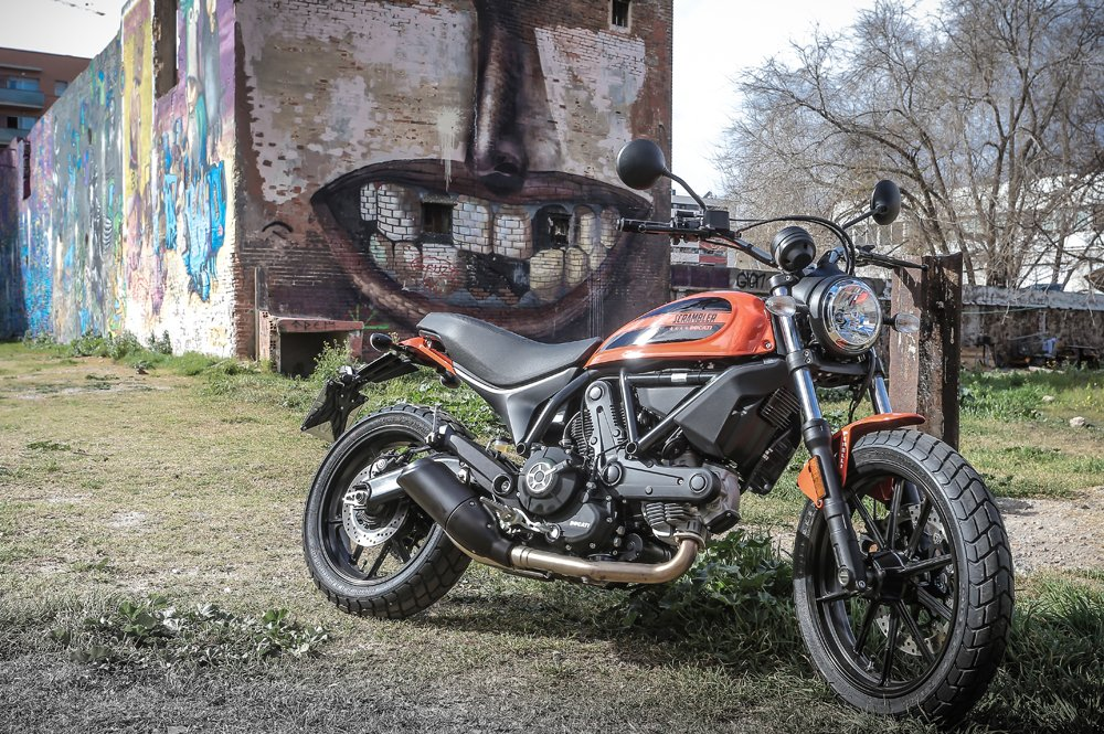Video: Ducati Scrambler Sixty2 Launch – EP01