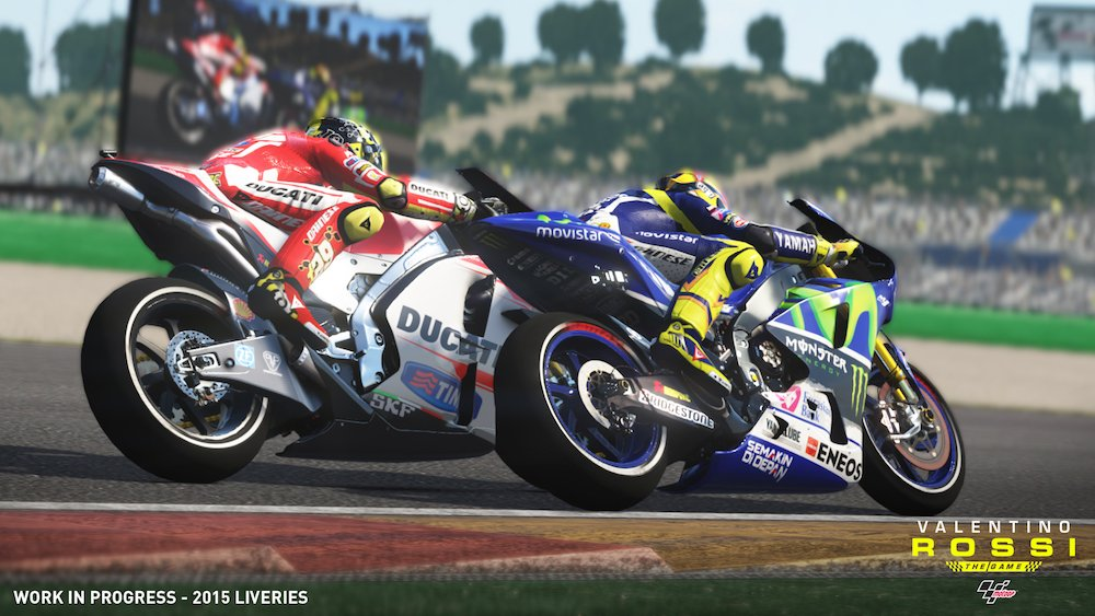 'Valentino Rossi – The Game' Preview