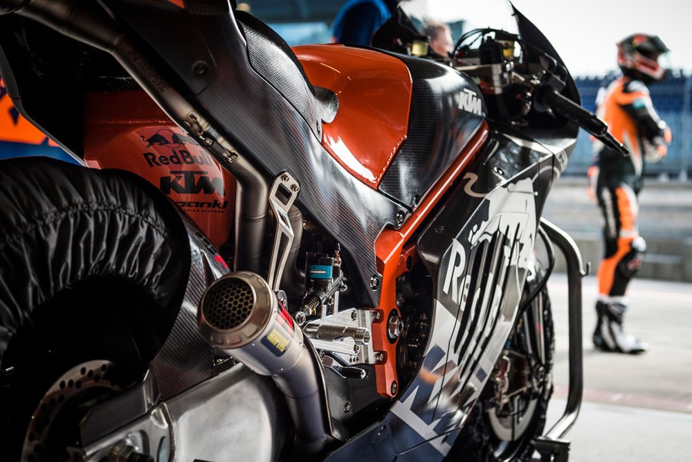 What can we expect from KTM in MotoGP?