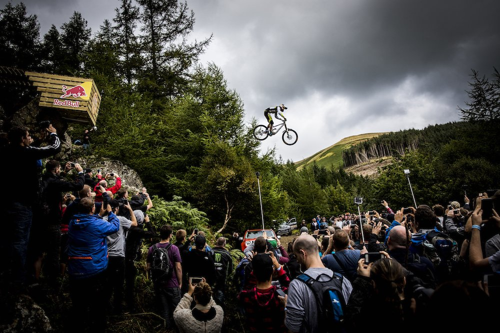 Gee Atherton: Pedals & Petrol