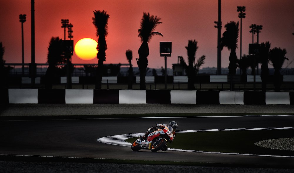 Photo Spesh: Qatar Test