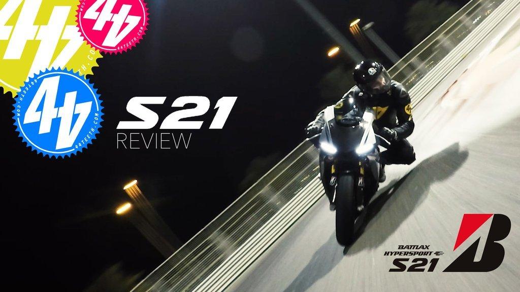 Video: Bridgestone S21 Review