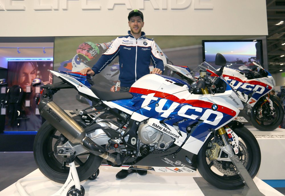 Limited-Edition Tyco BMW S 1000 RR