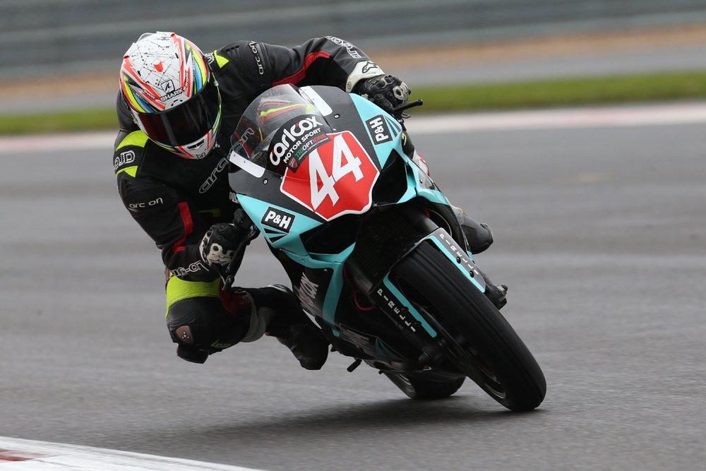 2016 Ducati TriOptions Cup Rd1: Silverstone