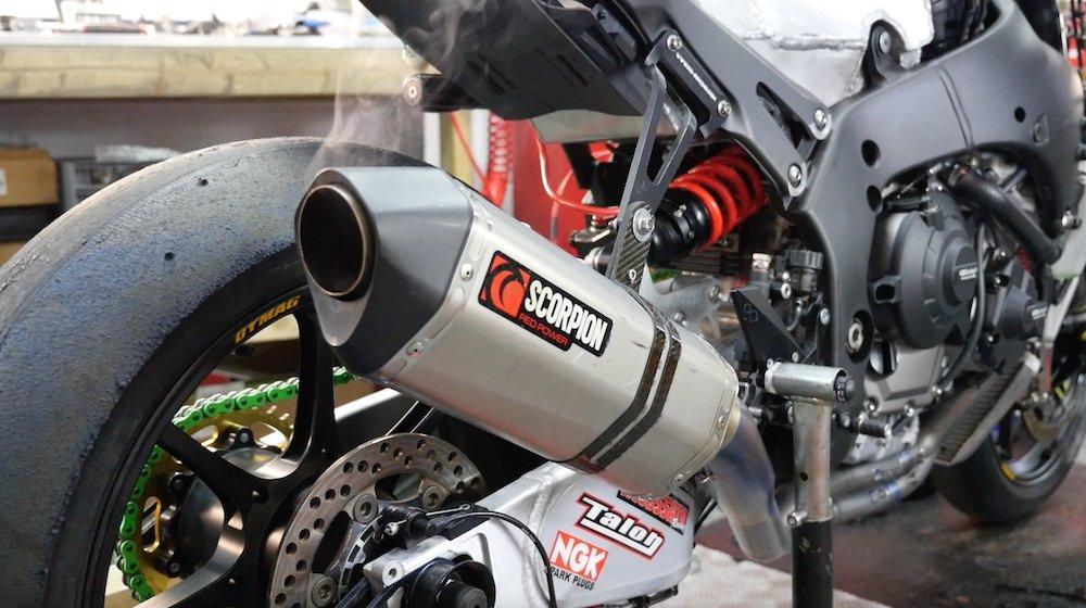 Video: James Hillier's 2016 Kawasaki ZX-10R Superbike