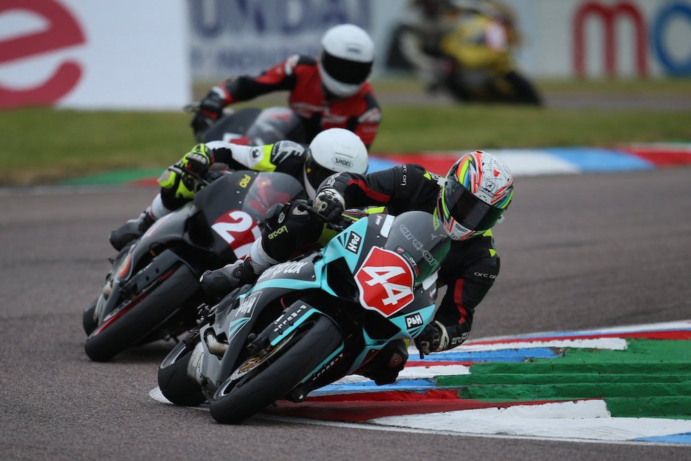 Thruxton | The best circuit you can't ride