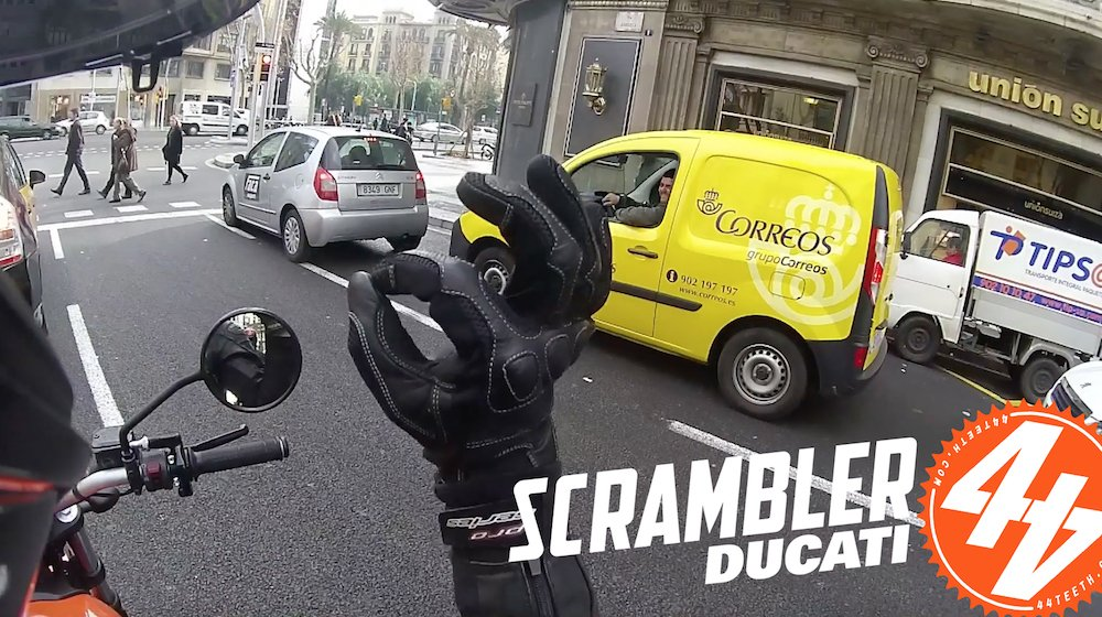 Video: Scrambler Sixty2 Launch – EP02