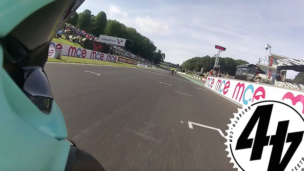 Video: Cadwell Park Onboard