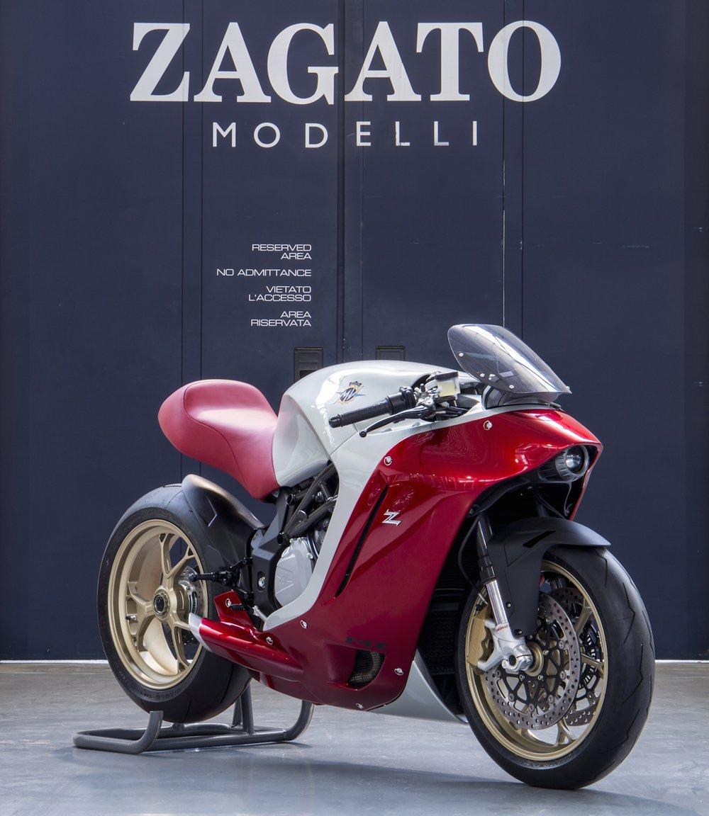 Photo Special: MV Agusta F4Z